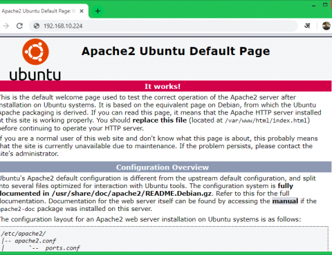 How to Install and Configure Apache on Ubuntu 18.04 LTS 1
